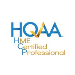 HME Certified Professional